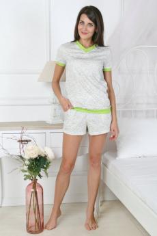 Пижама с шортами Милана